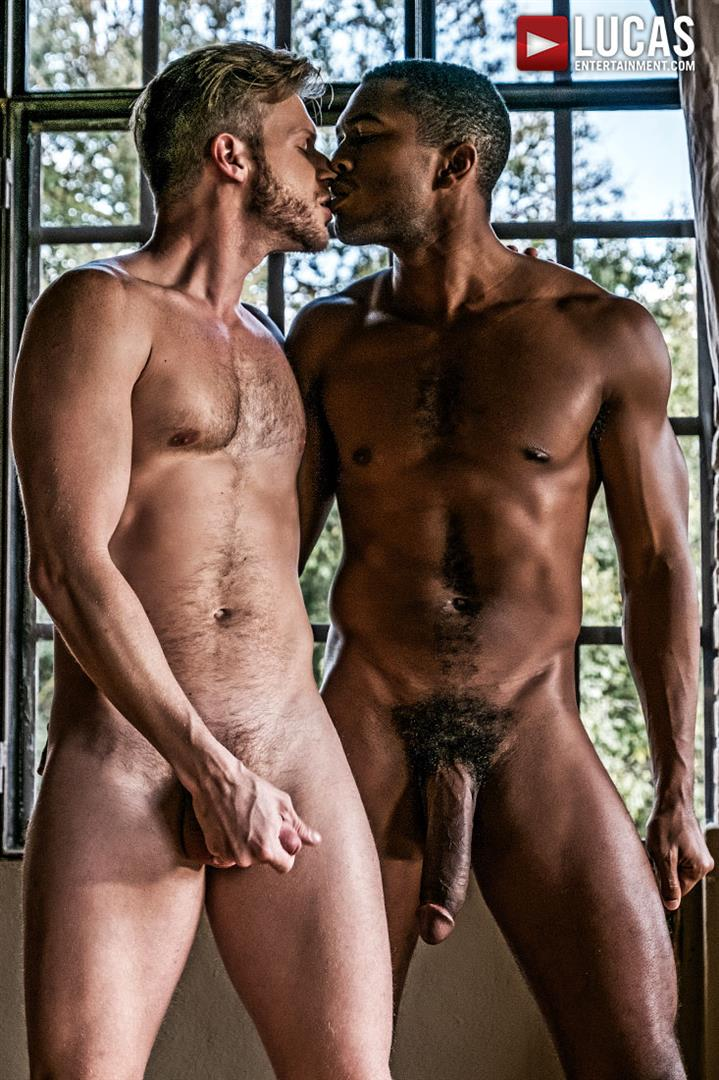 Lucas-Entertainment-Brian-Bonds-and-Sean-Xavier-Big-Black-Horse-Cock-Bareabck-02 Brian Bonds Takes Sean Xavier's Big Black Horse Cock Bareback