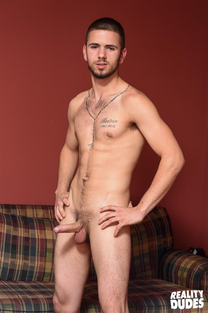 Slim Gay Tugs His Dick And Shows Hos Ass