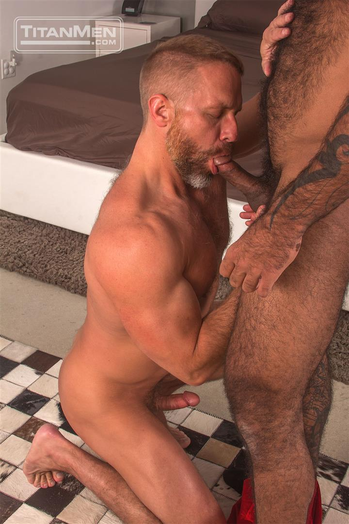 men muscle cocks hairy Gay with big