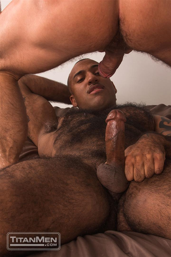 black cock hairy men Big