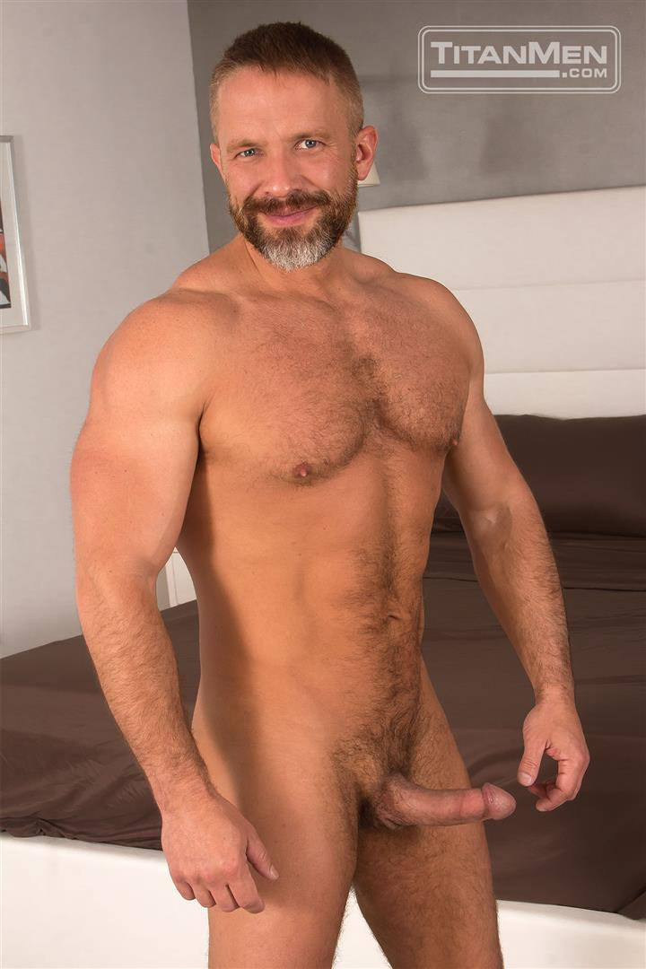 Big hairy daddy dick