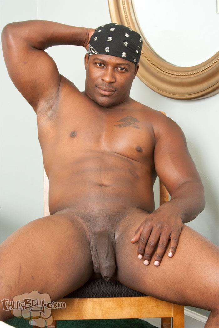 Naked gay black dick