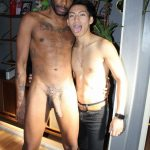 Cum-Pig-Men-David-Ace-and-August-Alexander-Big-Black-Cock-Cumming-12-150x150 August Alexander Gets His Big Black Dick Sucked By A Cum Eating Asian