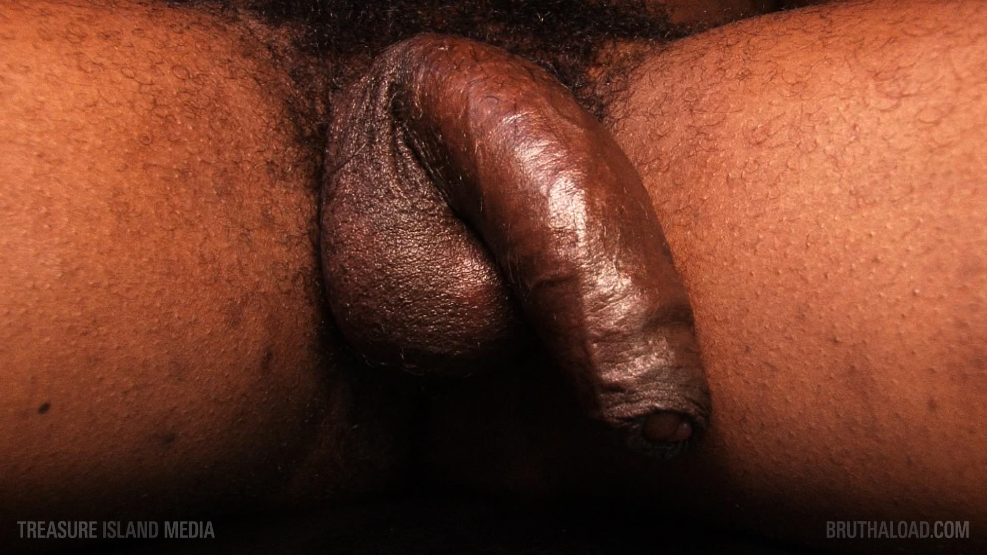 Treasure-Island-Media-Bruthaload-Devin-Masters-Big-Black-Uncut-Cock-26 Treasure Island Media's Bruthaload: Devin Masters Edging His Big Black Uncut Cock