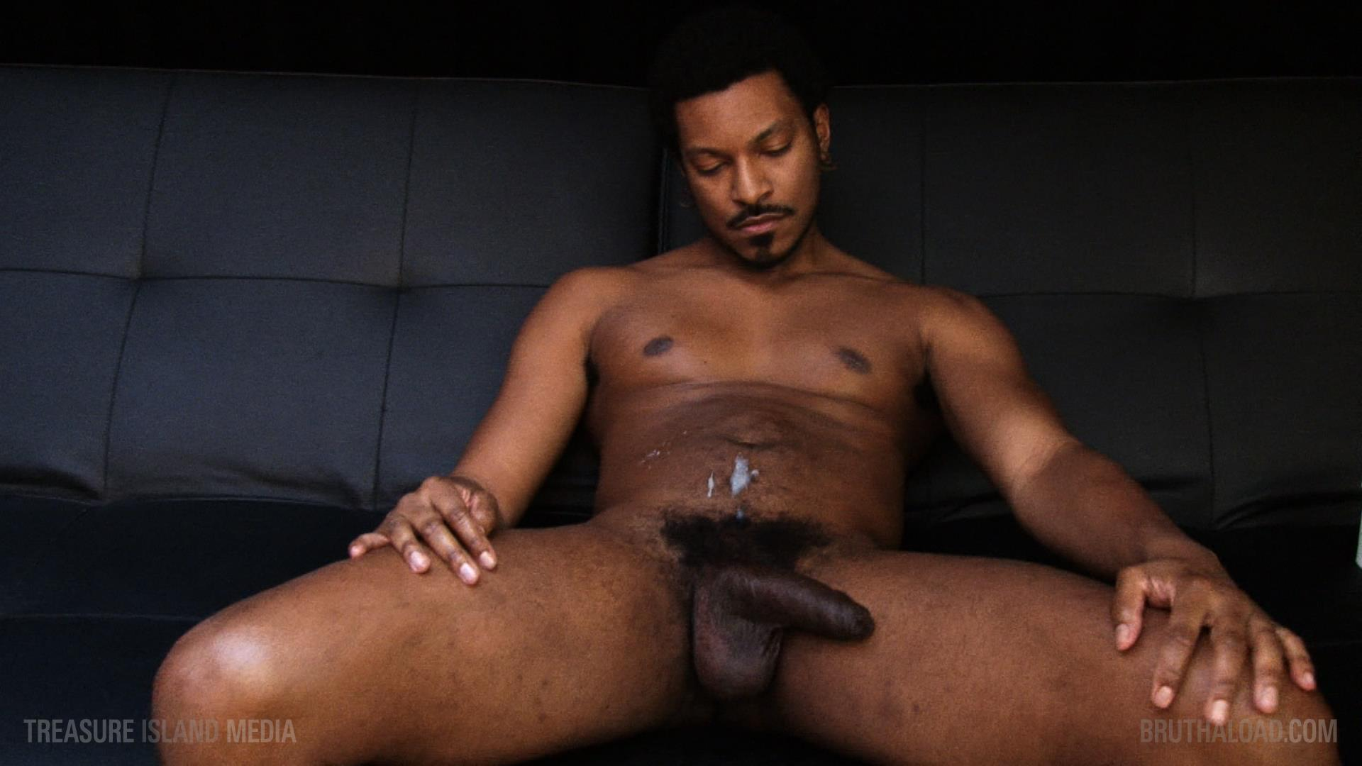 Treasure-Island-Media-Bruthaload-Devin-Masters-Big-Black-Uncut-Cock-27 Treasure Island Media's Bruthaload: Devin Masters Edging His Big Black Uncut Cock